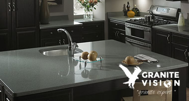 Take A Journey To Space With Zodiaq Countertops. Granite ...